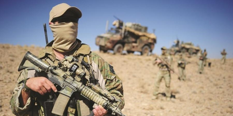 Australian troops in Afghanistan. Photo: Flickr ResoluteSupportMedia CC_BY_2.0