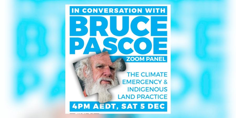 December 5: The climate emergency and Indigenous land practice