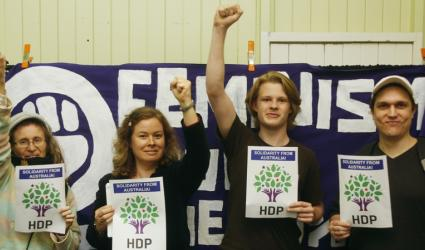 Solidarity with the People's Democratic Party