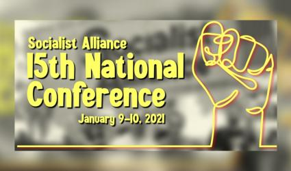 Socialist Alliance 15th national conference