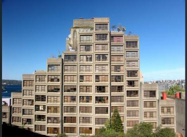 The Sirius Building in Sydney was built by the Housing Commission of New South Wales in 1978–1979.